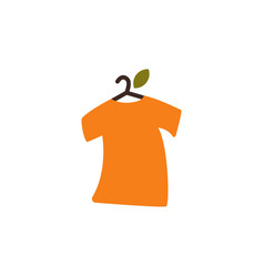 Tshirt fruit design template vector