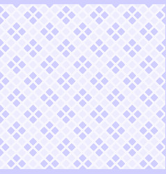 violet rounded diamond pattern seamless vector image