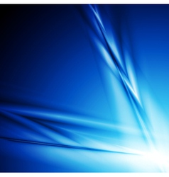 Dark blue design vector image vector image