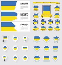 SET ukraine vector