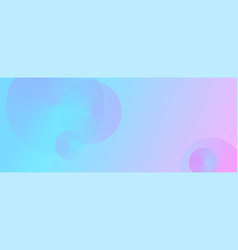 soft modern gradient colors blurred transition vector image