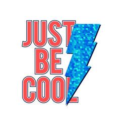 slogan for t-shirt print vector image