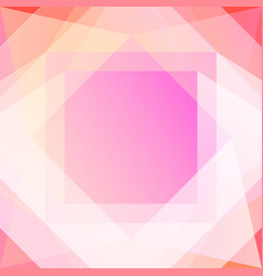 abstract gem pink geometric background for vector image