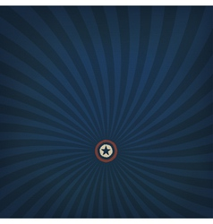 abstract american themed background vector image