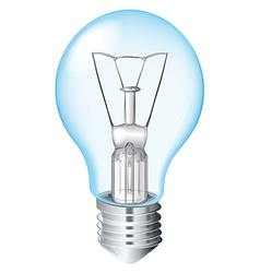 Incandescent Light Bulb vector