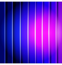Violet And Blue Background With Lines vector image vector image