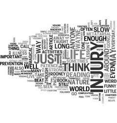A lesson from rooney text word cloud concept vector