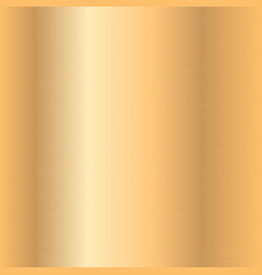 Gold metallic gradient vector