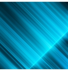 Northern light line on black EPS 10 vector image