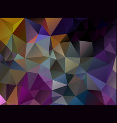 dark irregular polygon background multi vector image