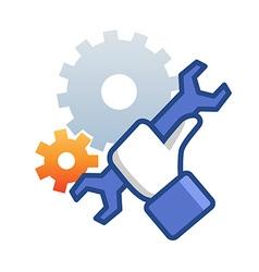 Maintenance vector image