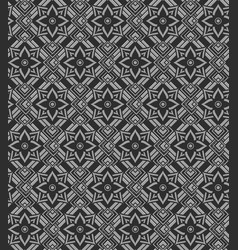 Metallic seamless pattern vector
