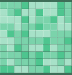 Bathroom tile background vector