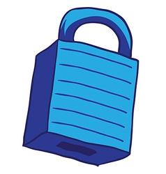 Blue lock vector