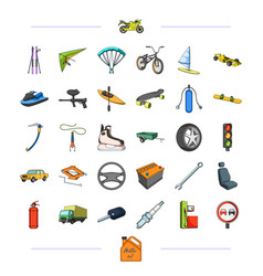 Components business tradeand other web icon in vector