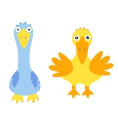 Goose vector