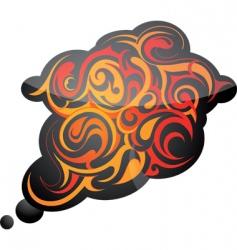 tribal design element vector image
