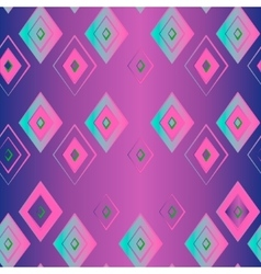 Vintage abstract seamless pattern vector image