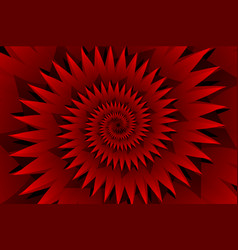 star red abstract background vector image