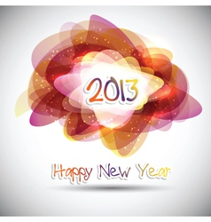 happy new year background 1810 vector image vector image