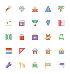 Construction Icons 8 vector