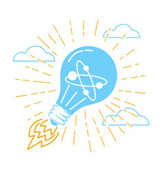 Concept ideas innovation vector