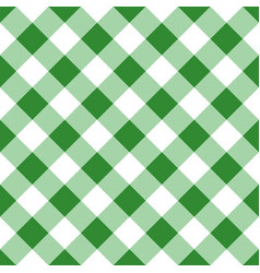 green seamless table cloth texture vector image
