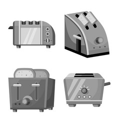 Machine and appliances vector
