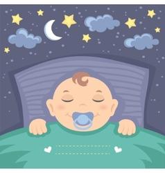 Sweet dreams vector image vector image