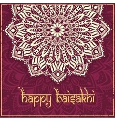 India - Baisakhi vector