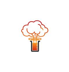 Atomic labs logo vector