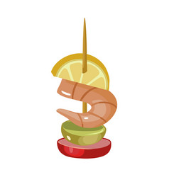 Canape iconcartoon icon isolated on vector