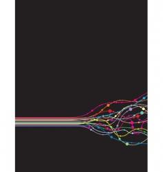 Line twist vector