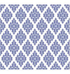 wallpaper baroque pattern vector image