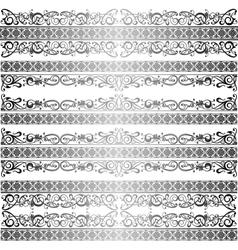 Royal ornament vector image vector image