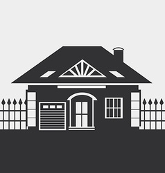 Country-house vector