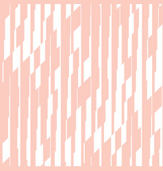 vertical laconic striped seamless pattern vector image