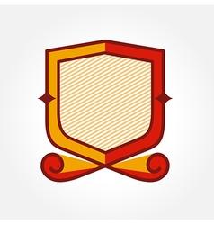 Blazon design emblem vector