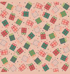 Presents pattern vector