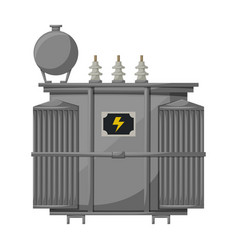 Transformer iconcartoon icon vector