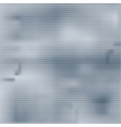 Blue geometric texture background vector image vector image