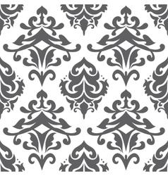 Islamic Damask Pattern vector image vector image