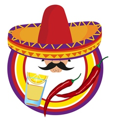 Mexican style vector