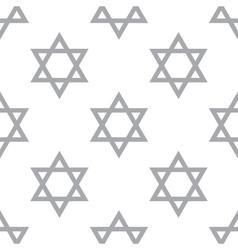 New Judaism seamless pattern vector