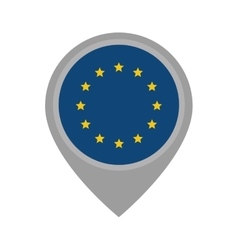 Emblem of the European Union vector
