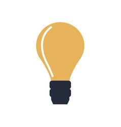 Bulb light electricity creativity idea concept vector