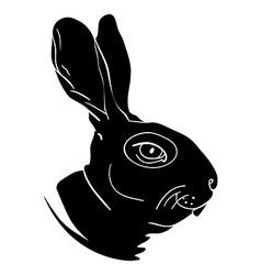 rabit avatar vector image