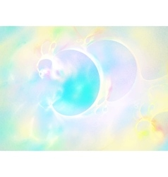 abstract colorful marble background vector image