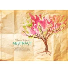 tree vs vector image