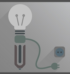 Turn off pen thought vector